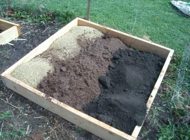 Торф лучше всего работает, как один из компонентов почвы, делая ее воздухо- и влагопроницаемой, структурной