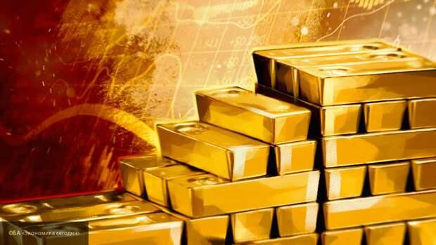 Россия выиграла от ситуации с доминированием золота над газом