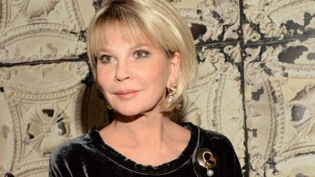 Актриса Татьяна Веденеева назвала причину расставания с первым мужем
