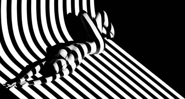 29 креативных фотографов, которые умеют играть стенями