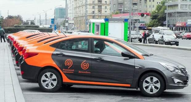 В Москве скоро запустят «народный каршеринг»