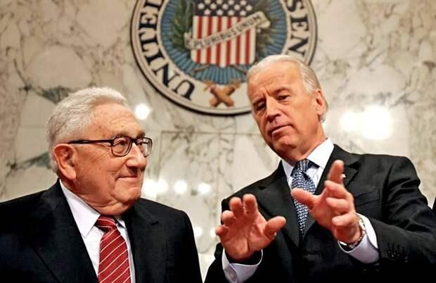 Сможет ли Киссинджер разбудить «сонного Джо» Байдена?