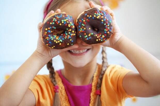 сахар для детей