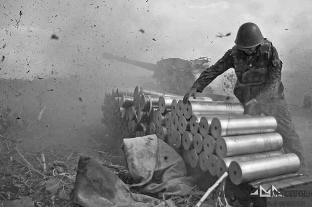 Осторожно! В Донецке обнаружены два неразорвавшихся 152-мм снаряда
