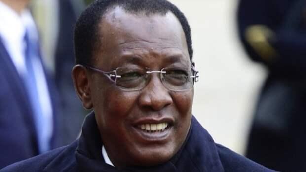 МИД РФ выразил соболезнования родным президента Чада после его гибели