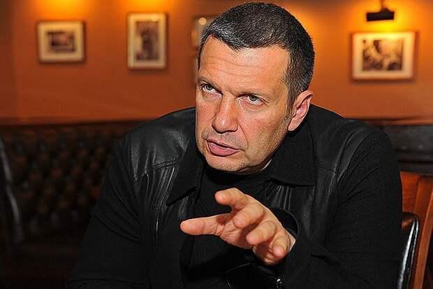 Соловьев: оппозиция не допускает наличие других взглядов