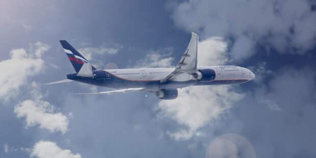 Россия возобновляет авиасообщение с пятью странами с 25 мая