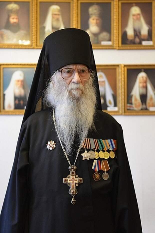 Отошёл ко Господу архимандрит Пётр (Кучер), духовник Боголюбской обители