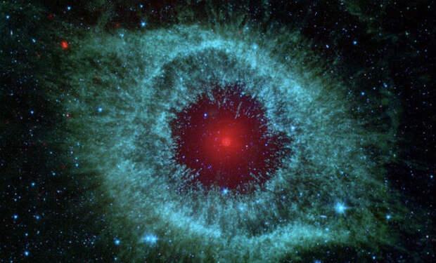 Звезды собираются в бесконечную сферу: новое исследование НАСА