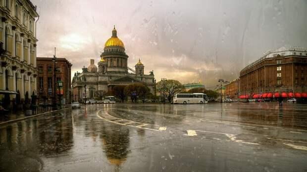 Два человека пострадали из-за последствий непогоды в Петербурге