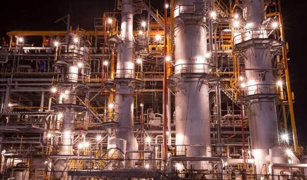 На20% увеличил выпуск бензина Комсомольский НПЗ вянваре–феврале