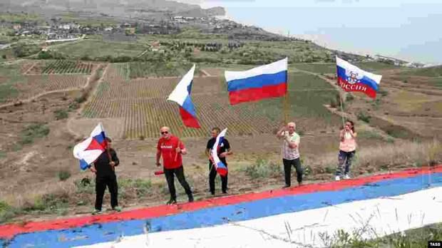 На Украине придумали, как «освободить» российский полуостров