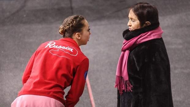 Скандал на чемпионате мира: фигуристка Бойкова нахамила своему 79-летнему тренеру Москвиной