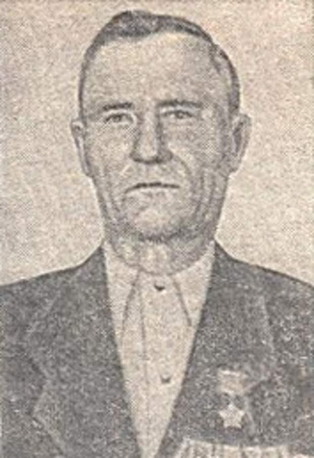 Золкин Андрей Матвеевич