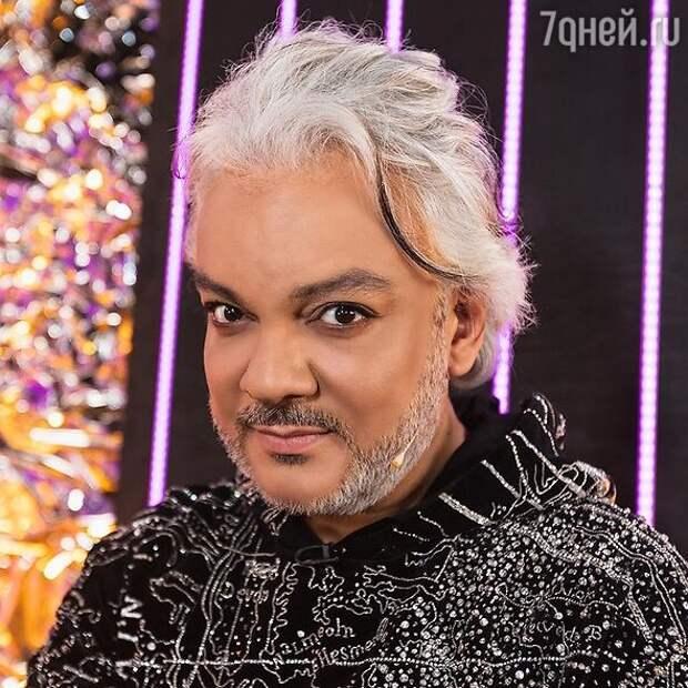 Кардинально новый имидж: Киркоров перестал быть брюнетом