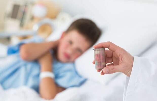 Важная таблица от доктора Комаровского о том, когда надо пить антибиотики