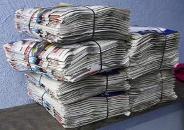 Школьники из района Люблино собрали более девяти тонн макулатуры