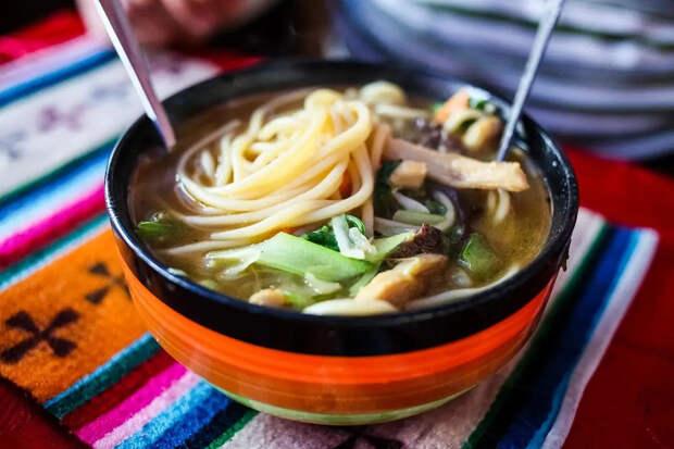 Кухня Тибета: что едят всамом магическом месте Земли