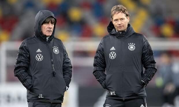 Сборная Германии впервые за 20 лет потерпела домашнее поражение в квалификации к ЧМ
