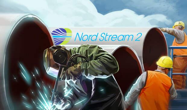"""Новак сообщил, что """"Северный поток – 2"""" достроен более чем на 95%"""