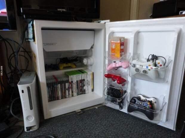 холодильник для хранения