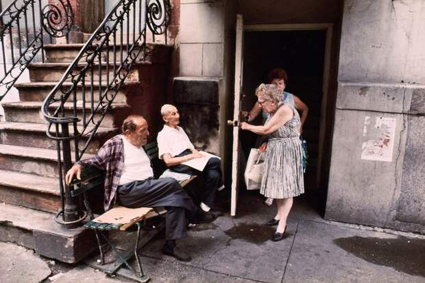 нью йорк, время, фотографии