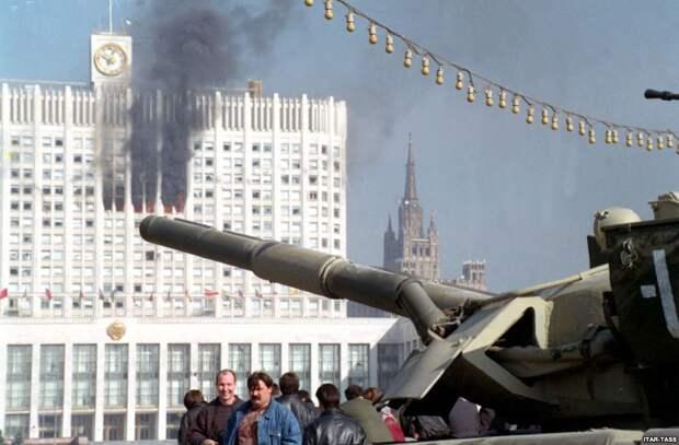Александр Руцкой о событиях октября 1993-го