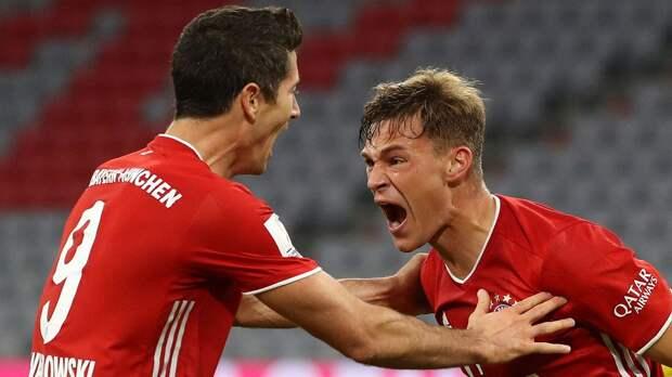 Киммих: «Бавария» хотела доказать, что стремится побеждать в каждой игре. Это в наших генах»