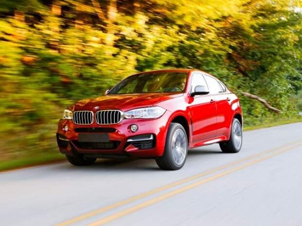 Тест нового BMW X6: почувствуйте разницу