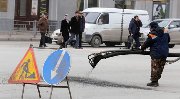 В мэрии Новосибирска назвали участки дорог для гарантийного ремонта