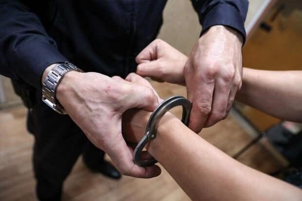 На Кубани взяли под стражу одного из организаторов экстремистской банды