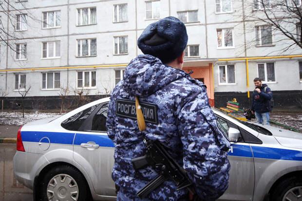 Задержаны сотрудники Росгвардии, подозреваемые в убийстве в Махачкале