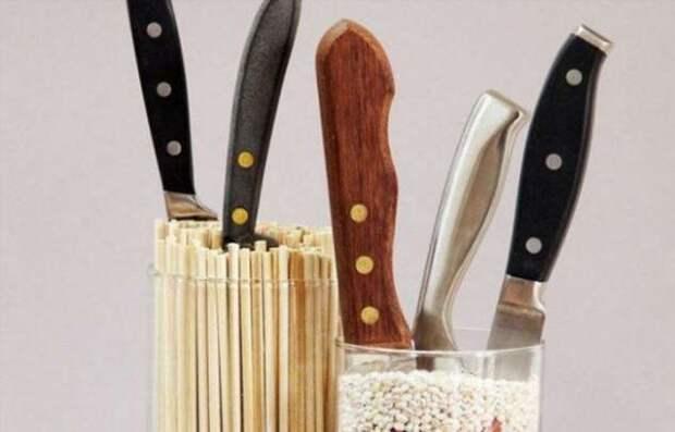 6 ошибок с ножом, которые существенно укорачивают их срок годности