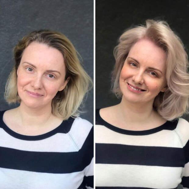 Как стрижка может изменить внешность