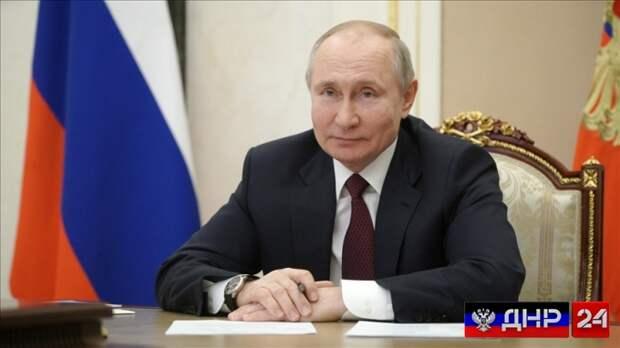 Путин назвал цели встречи с Байденом