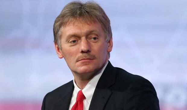Кремль опереговорах ФРГ иСША по«Северному потоку-2» ничего незнает— Песков