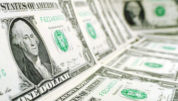Россия наказала США, сократив вложения в госдолг в 16 раз