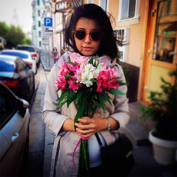 Новая избранница телеведущего — Ноза Абдулвасиева