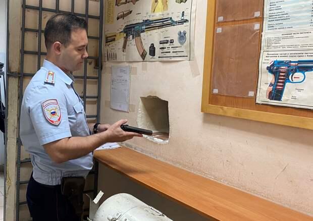 Антитеррористические учения прошли в Завьяловском районе Удмуртии