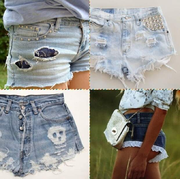 что можно сделать из джинсов
