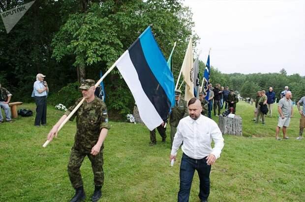 История праздника «сопротивления» в Эстонии