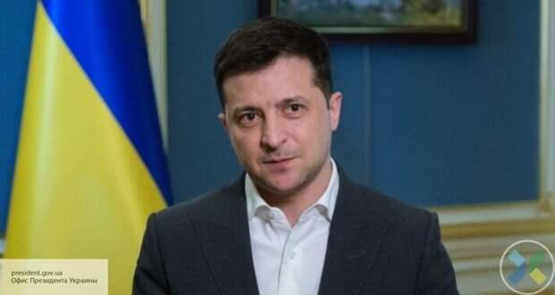 Зеленский назвал членство в ЕС и НАТО стратегическим курсом Украины