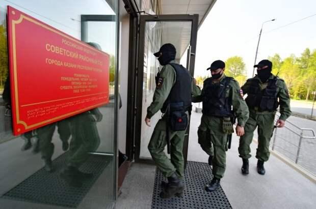 Напавшему на школу в Казани предъявили обвинение в убийстве