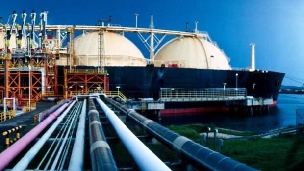 Газовый рынок взывает кневидимой руке