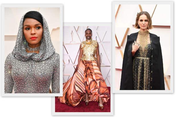 """""""Оскар 2020"""": стиль на ковровой дорожке"""