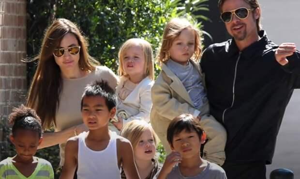 Телохранитель Джоли и Питта рассказал об их тайнах