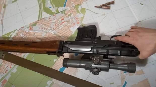 В украинских медиа: ВСУ заменили почти все свои СВД новым снайперским оружием