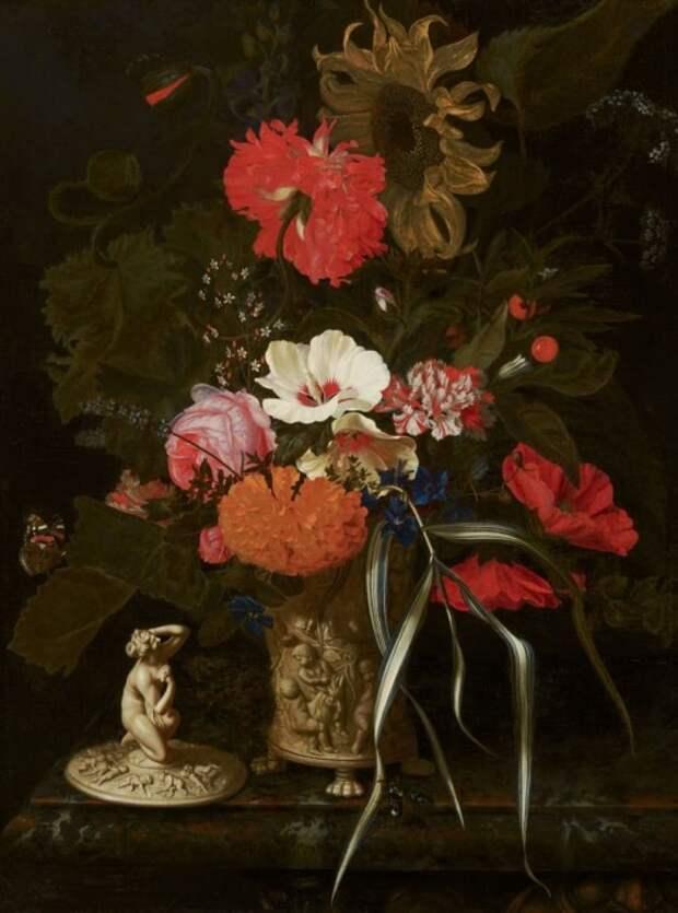 художник Мария ван Остервейк (Maria van Oosterwijk) картины – 10