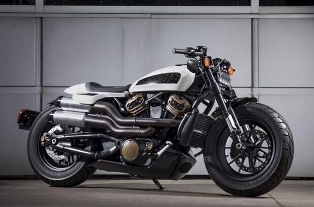 Harley-Davidson Custom 1250 harley-davidson, авто, байк, мото, мотоцикл, мотоциклы, мотоциклы Harley-Davidson