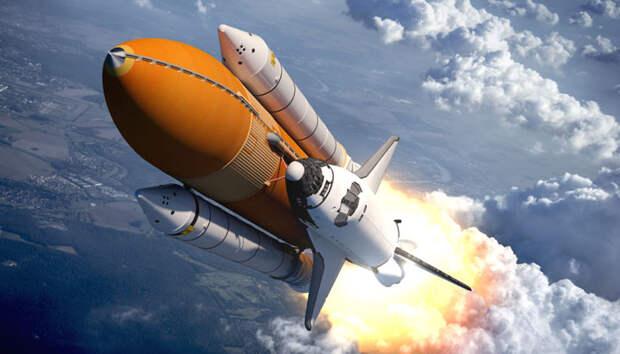 Space Shuttle - одно из самых дорогих транспортных средств.